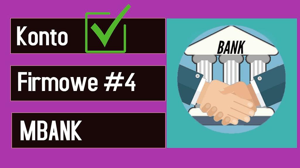 konto firmowe mbank
